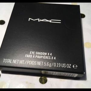 Mac Eyeshadow x 4 'Leopard Luxe.'